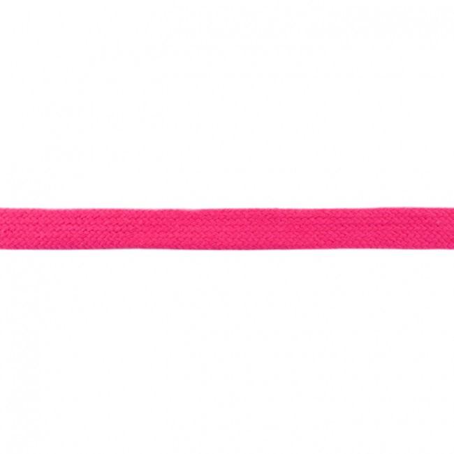 Flachkordel Pink 10 mm