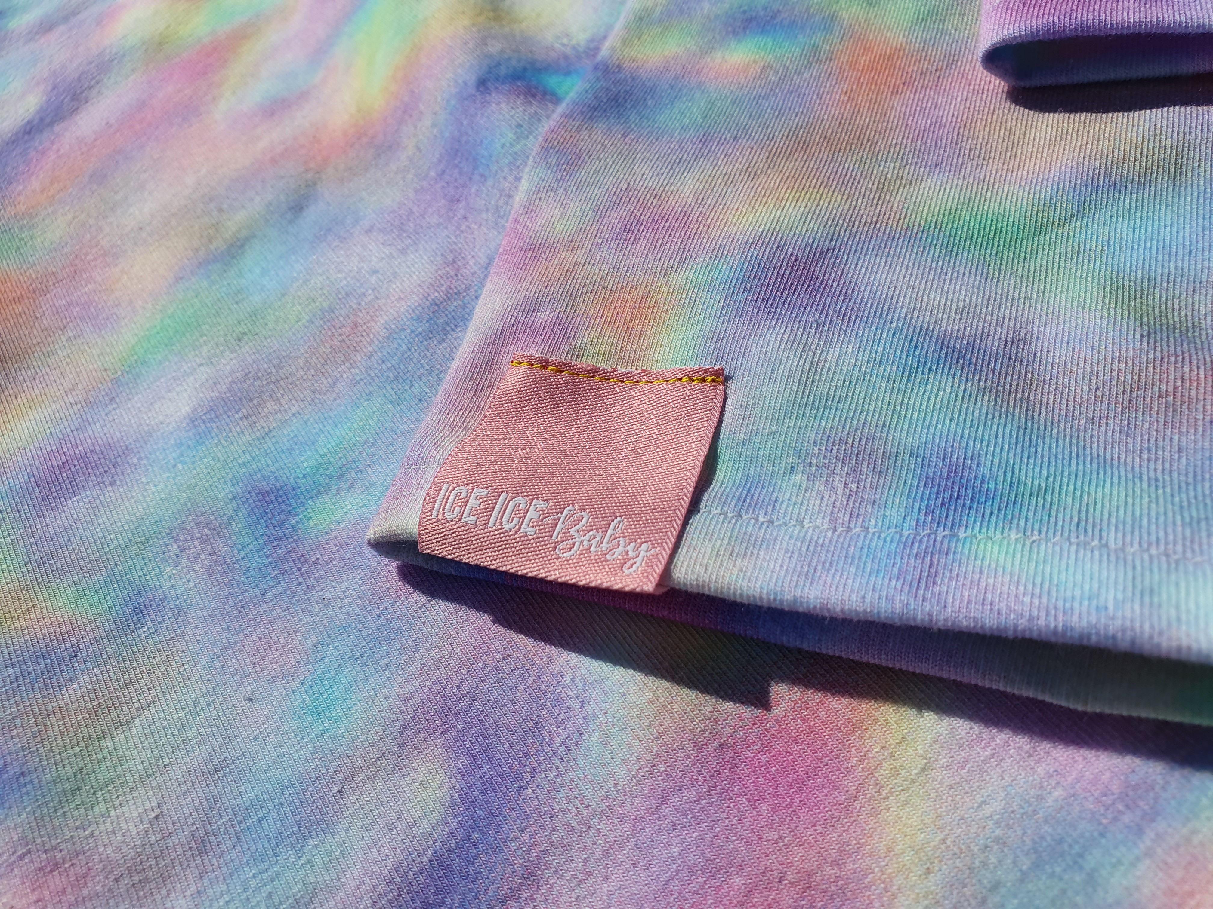 Baumwolljersey Hologramm