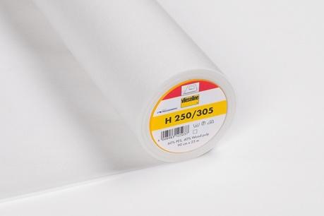 H250 Einlage Weiß Vlieseline