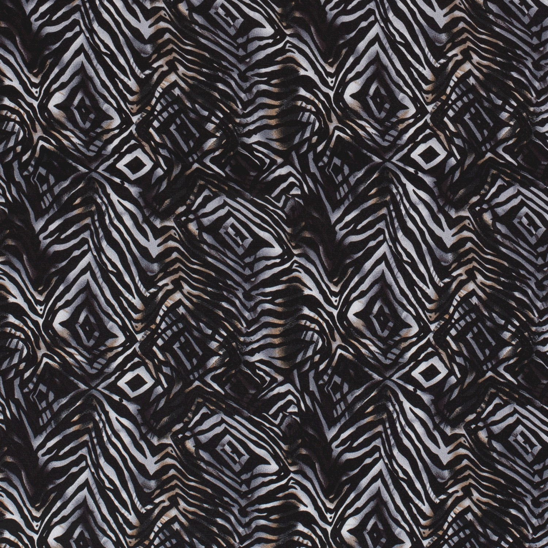 Chiffon Zebra Stripes