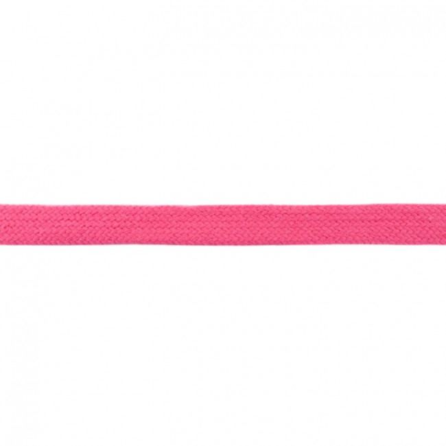 Flachkordel Pink  20 mm