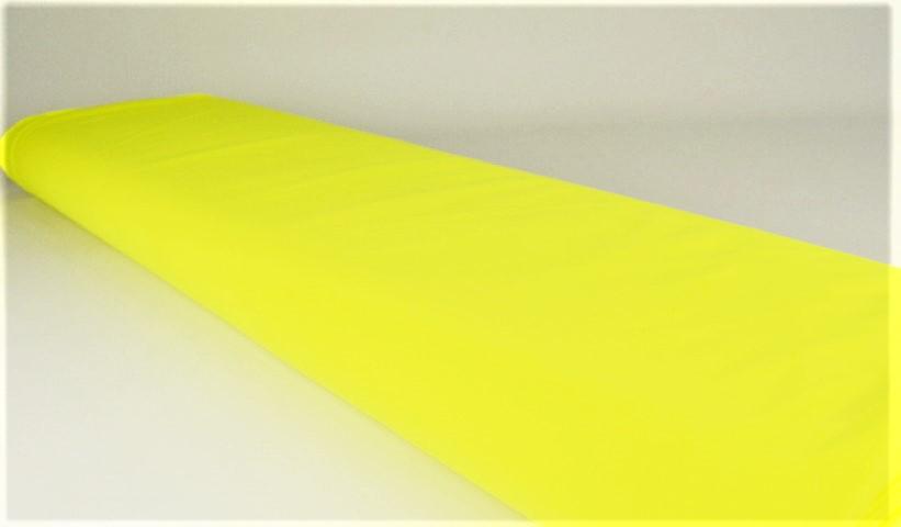 Sportstoff Neon Gelb