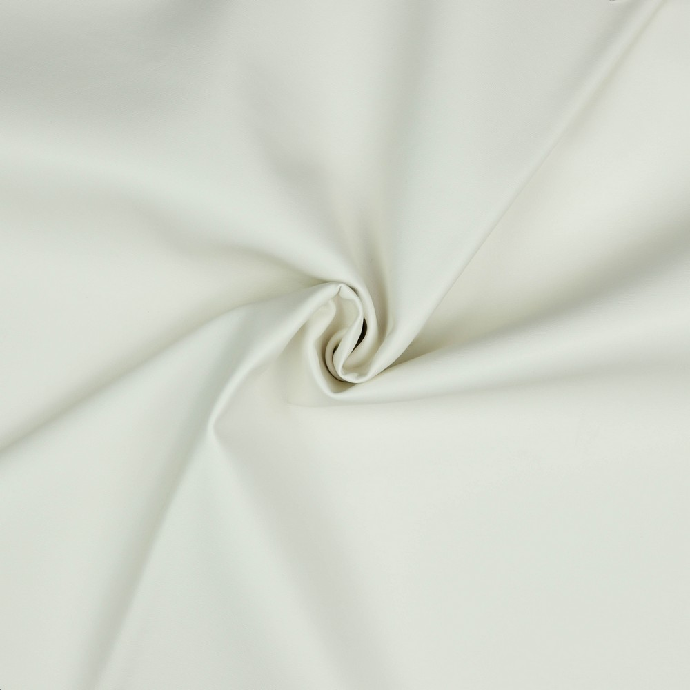 Kunstleder Weiß