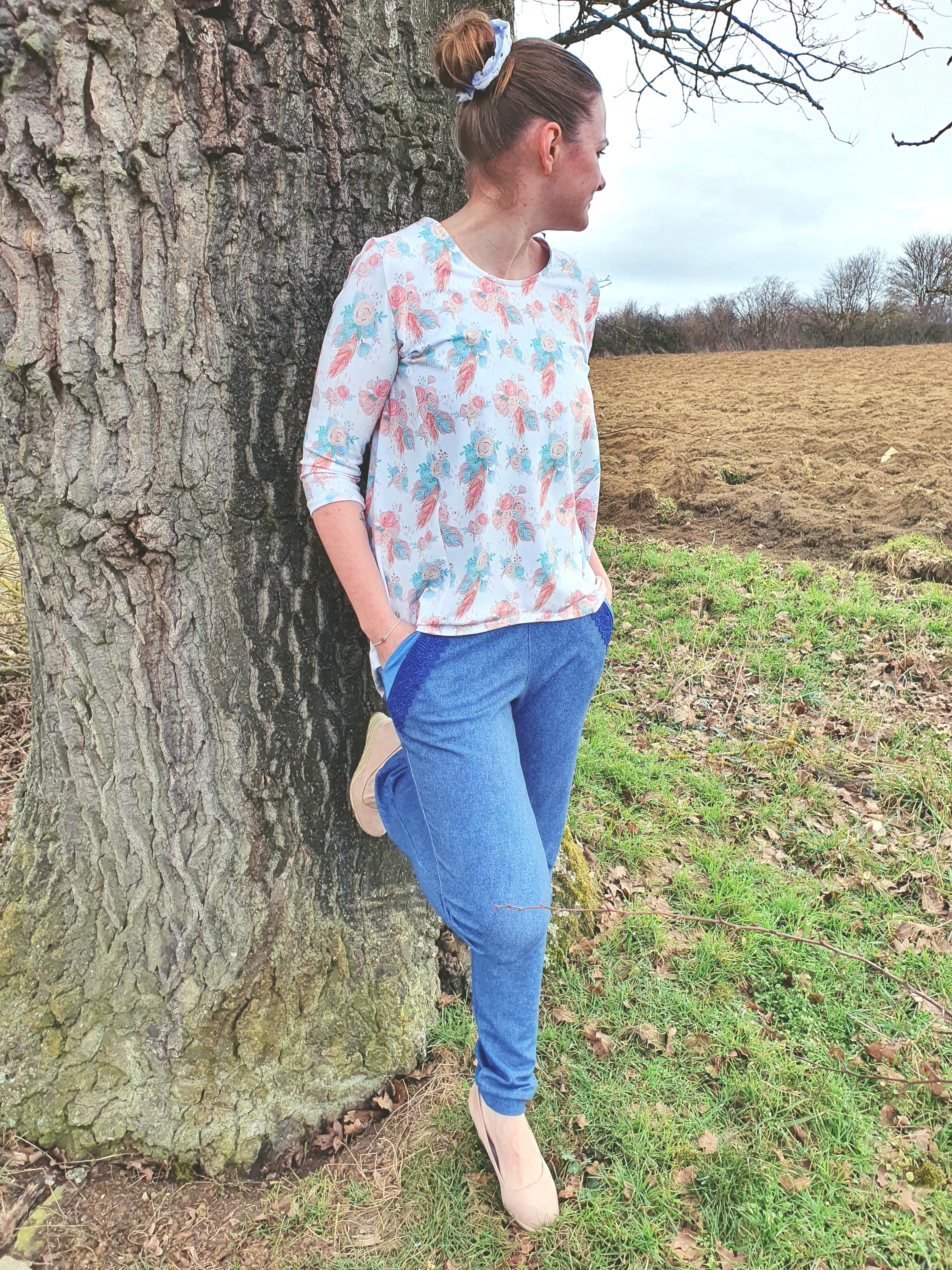 Hose Meine Jill gr. 32-48 Jeans