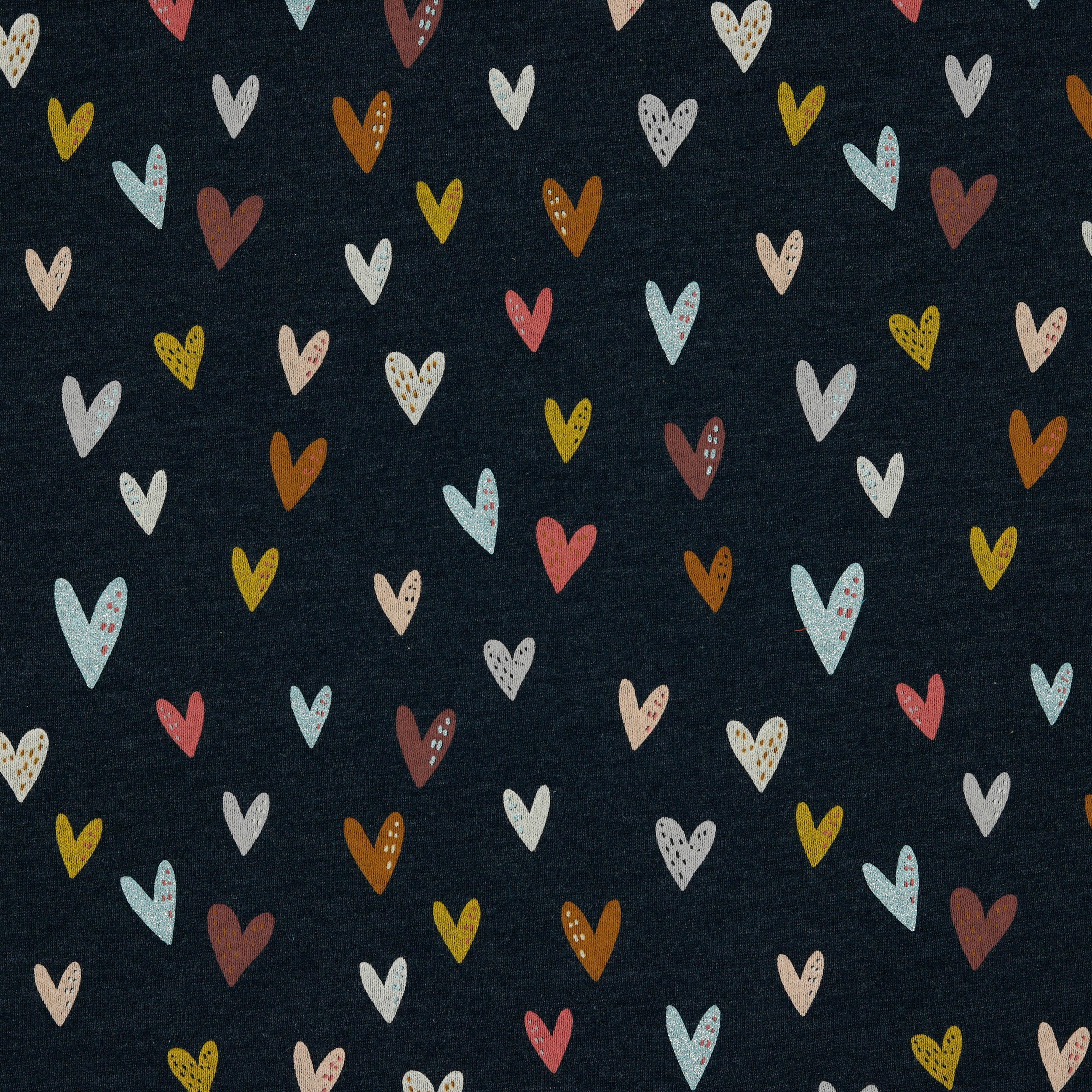Wintersweat Glitter Heart