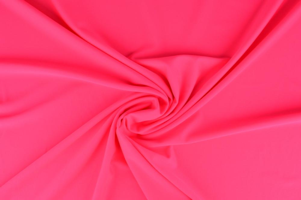 Sportstoff Neon Pink