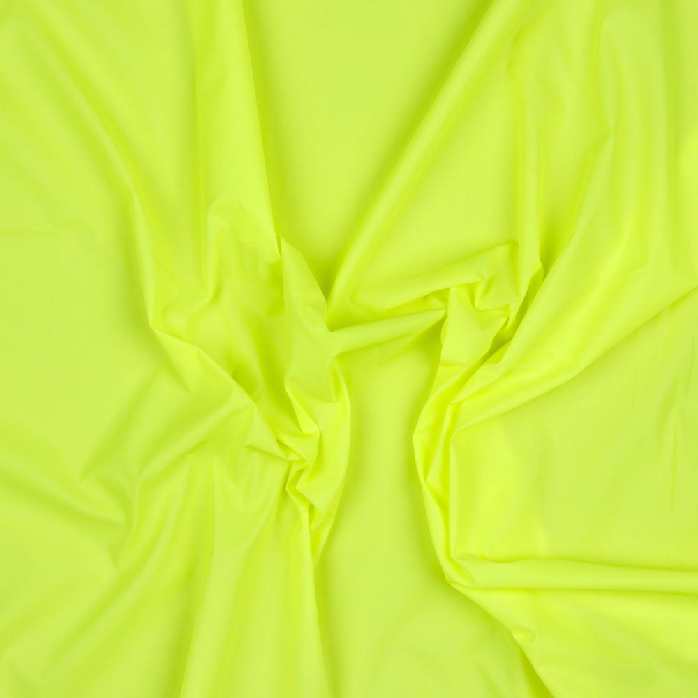 Jackenstoff Reflektor Neon Gelb